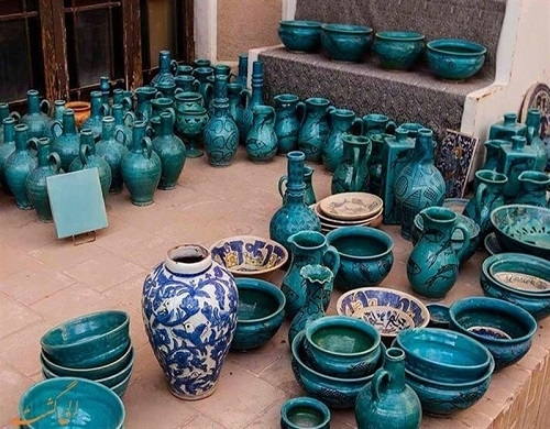 Persian ceramics and pottery