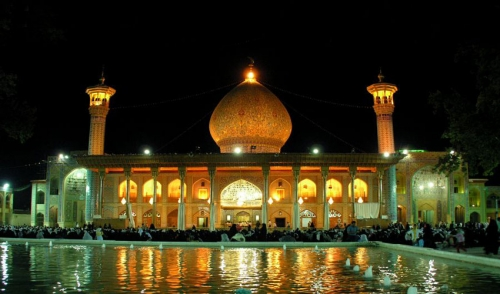 Shah-e-Cheragh Holy Shrine